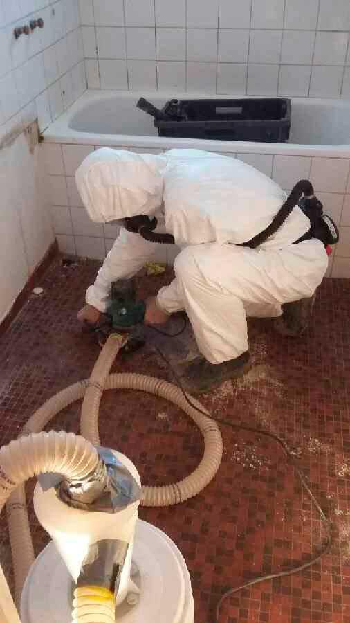 Asbestiurakointi